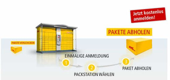 pakete abholen lassen dhl tracking support. Black Bedroom Furniture Sets. Home Design Ideas