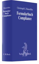 Formularbuch Compliance | Hauschka | Buch (Cover)