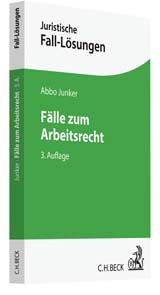 Fälle zum Arbeitsrecht | Junker | Buch (Cover)